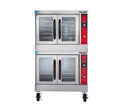 Vulcan-Hart Vc44Gd Double Full Size Gas Convection Oven - Ng, Each
