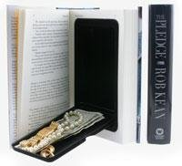 2-DIVERSION BOOK SAFE Made from a Real Book