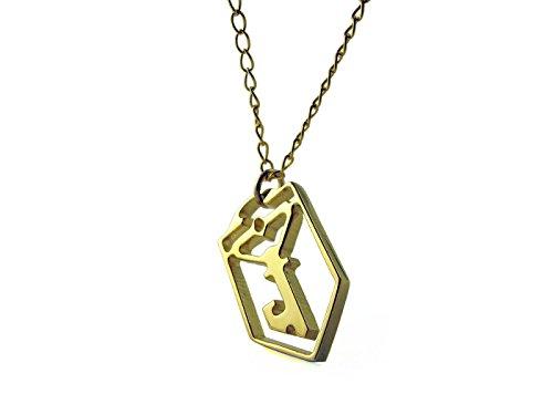 ingress-resistance-key-collier-en-argent-sterling-plaque-or-fait-a-la-main-longueur-45-5cm