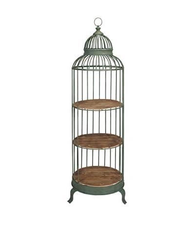 Charlotte Birdcage Shelf