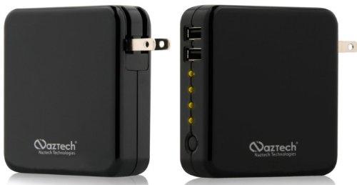 NAZTECH PB6000 DUAL USB POWER ACWALL ADAPTER Photo
