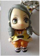 Rozen Maiden: 2nd Doll Kanaria Keychain