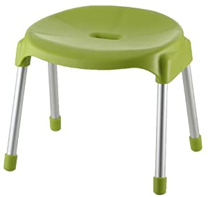 Amazon.com: Richell Reserva LX wide stool 30 Light Green ...