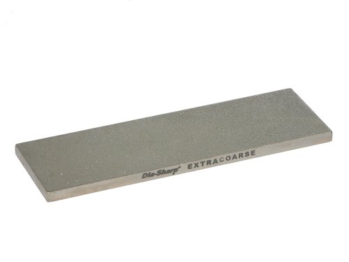 Dmt D6X 6-Inch Dia-Sharp Continuous Diamond Bench Stone Extra-Coarse
