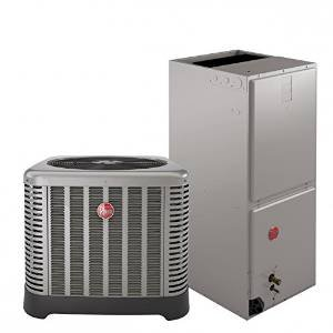 4 Ton 15 Seer Rheem / Ruud Heat Pump System RP1548AJ1NA (4 Ton Heat Pump System compare prices)