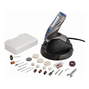 Dremel 1100-01 Stylus 7.2-Volt Lithium-Ion Cordless Rotary Tool with Docking Station