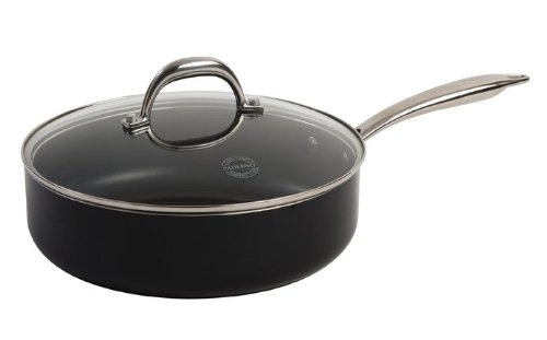Paderno 5L Durapro Saute Pan with Cover
