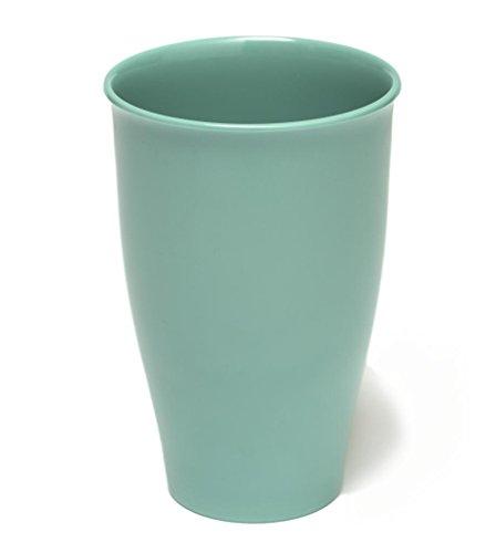Plastic Cups Russel Wright Melamine Dishes Reproduction Aqua