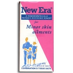 New Era Combination D -For Minor Skin Ailments
