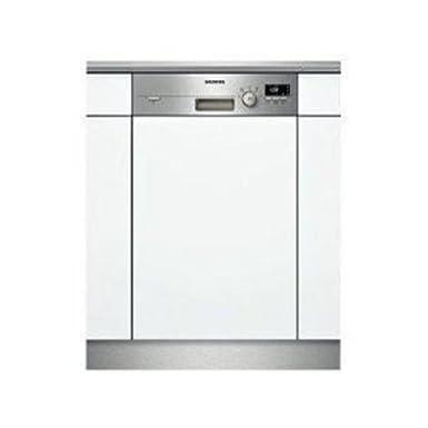 Siemens SR55E503EU Lave Vaisselle Semi-Intégrable 9 Couverts 46 dB Classe: A+ Inox