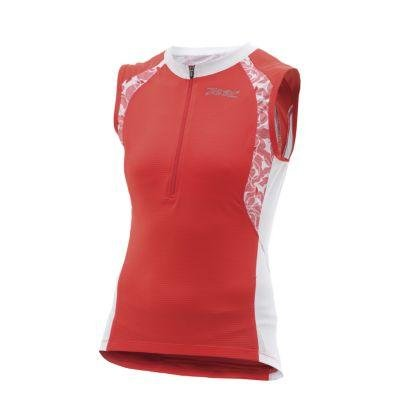 Buy Low Price Zoot Sports Women's Performance Sleeveless Cycle Jersey (Z0322951)
