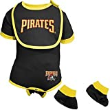 Onesie Pirates NB Bib/Booties at Amazon.com