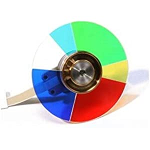 Replacement Projector Color Wheel For Optoma EP756 EP757