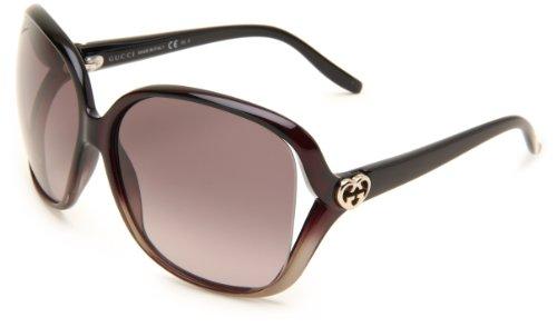 Gucci Women's GUCCI 3500/S Oversized Square Sunglasses