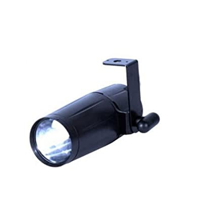 Generic LED RGB Wash Beam Pin Spot Light Effect DJ Party by Yuema