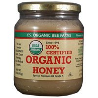 Y.S. Organic Bee Farms - Organic Honey - 1 lb