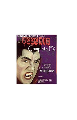 Vampire make up Kit deluxe