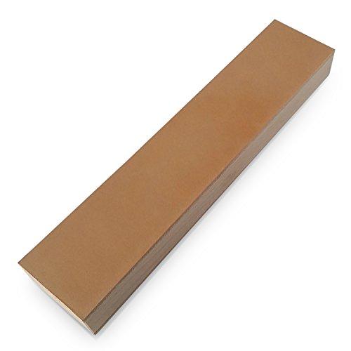 Streichriemen-doppelseitig--PODURO-DOUBLE--Abziehleder-fr-Messer-und-Rasiermesser-Baumwollbeutel