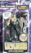 Wetworks Series 2 Delta Commander Action Figure