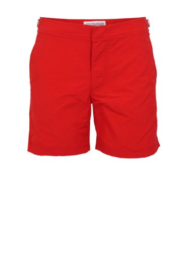 Orlebar Brown Classic Bulldog Red Swim Shorts