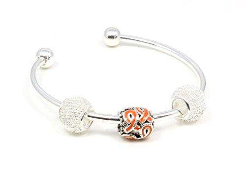 orange-multi-ribbon-charm-with-2-mesh-beads-on-cuff-bracelet-buy-1-give-1