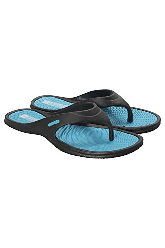 Mountain Warehouse Flip flop Street da donna Verde-blu 38