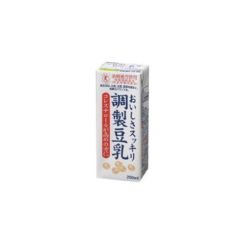 ▶︎おいしさスッキリ調整豆乳飲料【200ml】×24本 ご購入はこちら♪