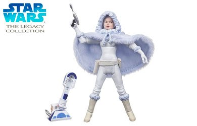 with Padme Amidala Action Figures design