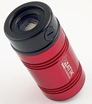Atik 460Ex Monochrome Ccd Camera W/ Sony Icx694 Sensor Atk0100