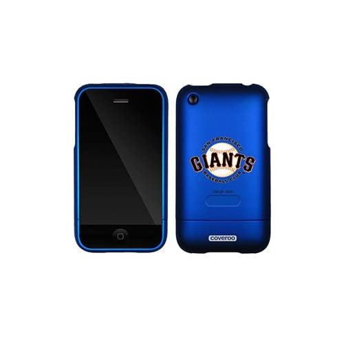 San Francisco Giants Baseball Club on AT&T iPhone 3G/3GS Case by Coveroo