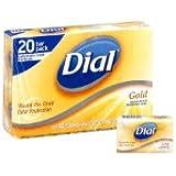 Dial Antibacterial Soap 20 bars