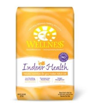 See Wellness Indoor Health Dry Cat Food - 5 lb