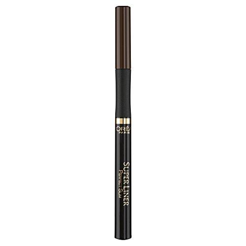 L'Oréal Paris A8544200 Superliner Perfect Slim Eyeliner, Marrone
