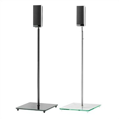 Cheap OmniMount ELO Elo Series Height-Adjustable Satellite Speaker Stands (ELO)