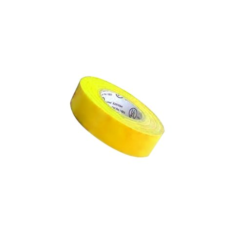 "Neiko Ridge50120 Pvc Contractor Insulation Electrical Tape, 60' Length X 3/4"" Width, Yellow"