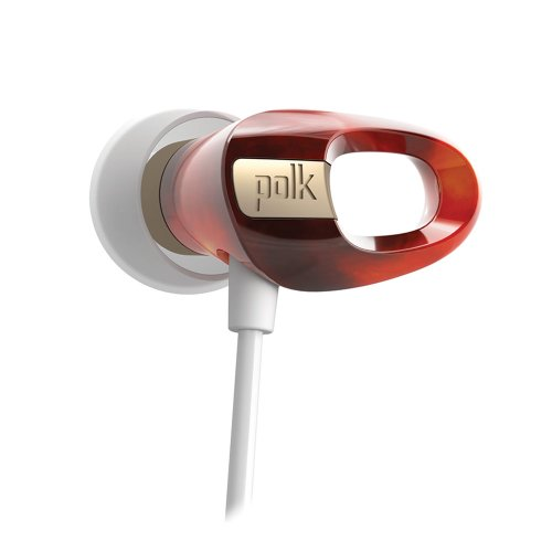 Polk Audio Am5109-A Nue Voe Headphones - Tortoiseshell/Gold
