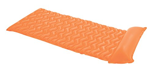 Intex Recreation Tote-N-Float Wave Mat 58807E Inflatable Toys (Colors May Vary) - 1