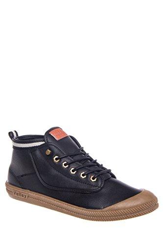 Men's High Leap Winterized Leather Sneaker