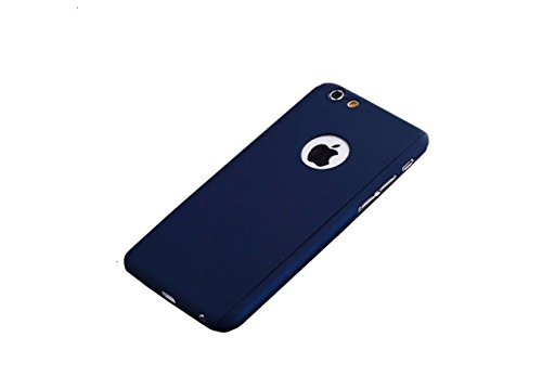 4cec8d97796 77% OFF on CEDO 360 Degree Full Body Protection Front   Back Case Cover for Apple  iPhone 6   6s With Tempered Glass (iPaky Style) - Blue on Amazon ...