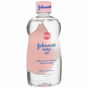 Johnson & Johnson Baby Oil Original, 14 Ounce