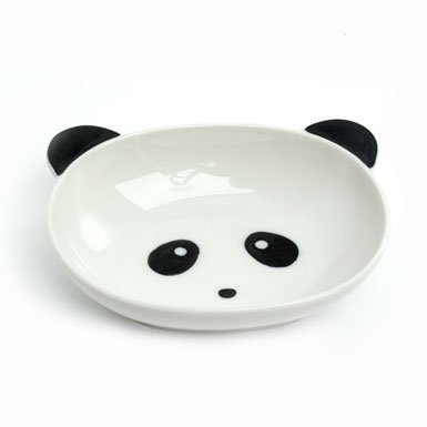 Kids' Panda Face Bowl
