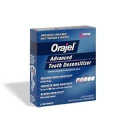 ORAJEL ADVANCED TOOTH DESENSITIZER