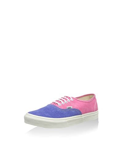 Vans Sneaker U Authentic Slim [Blu/Rosa]