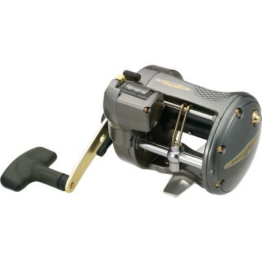 Trolling reel fishing cabela s depthmaster ii for Cabela s fishing reels