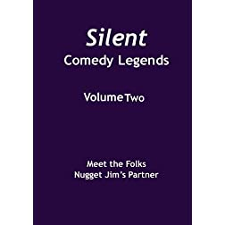 Silent Comedy Legends - Volume Two