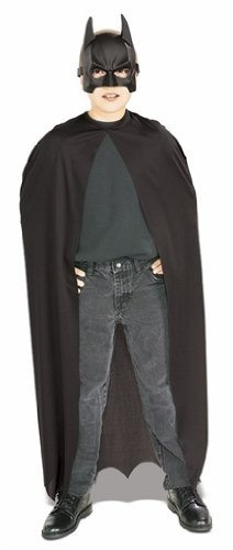Rubie's Costume Co Batman Cape And Mask Set Costume
