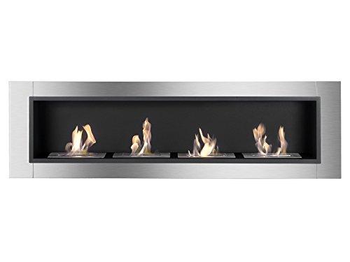 Ignis Ventless Bio Ethanol Fireplace Accalia