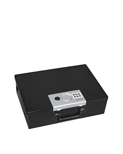 Honeywell Large Digital Cash & Security Box, Black