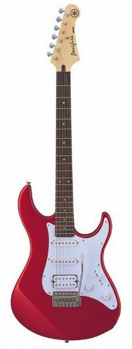 Yamaha PAC012 Pacifica Series Double Cutaway Electric Guitar - Red
