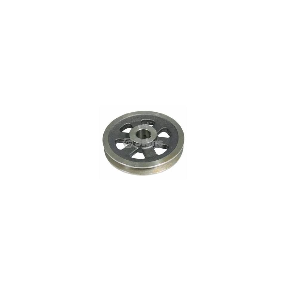 Engine and Spindle Pulley for BOBCAT 31012A, 31008B  on